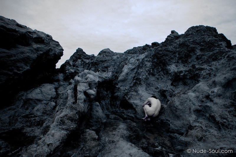 Nude in the Rocks – Planetary Man