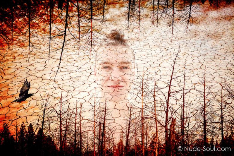 Surrealism Dreaming 1: Facing Forward
