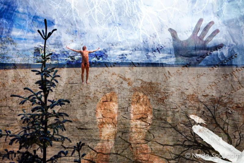 Surrealism Dreaming 3: Ancient Way